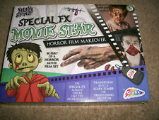 Horror Special fx Movie star make up kit  age 8+