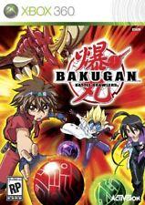 Bakugan Battle Brawlers Xbox 360 Activision BLIZZARD