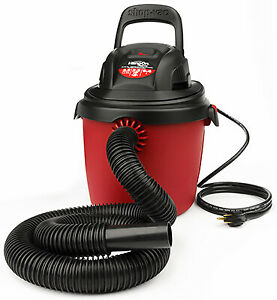 Shop-Vac 2036000 Portable Wet-Dry Vacuum, 2 Peak HP, 2.5-Gal. - Quantity 1