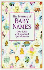 The Treasury of Baby Names, , Good Book