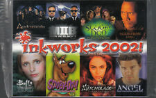 INKWORKS 2002 SAN DIAGO COMIC CON FACTORY SEALED PACK OF 8 PROMOTIONAL CARDS