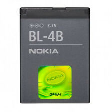 Nokia BL-4B OEM Battery 2660 2605 2760 6111 7500 7373 2600 Mirage 7510 N76