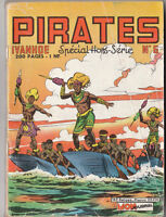 PIRATES n°6 - Mon Journal 1961 - TB
