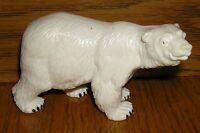 Eisbär ähnl. 14024 kleiner ohne Kennung Rarität selten Sammlerstück Wildtier