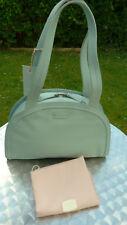Radley Half Moon mint leather bag BNWT                             (C25)