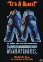 Super Mario Brothers [New DVD]