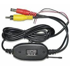 2,4G Kabellos RCA Video Transmitter für Auto KFZ Rückfahrkamera Sender Empfänger