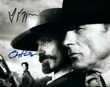Viggo Mortensen / Ed Harris Autographed Signed 8x10 Photo ( Appaloosa ) REPRINT