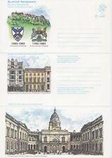 GB Stamps Aerogram / Air Letter APS55 20p  Edinburgh Anniversaries Issue 1983