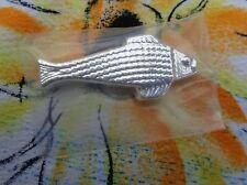 1 oz. Ericson Mint Fish individually numbered ingot .999 fine silver sealed