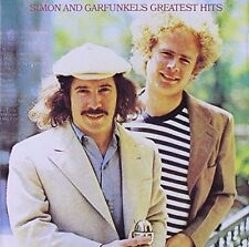 Simon & Garfunkel Greatest Hits CD Folk Pop Album 2011