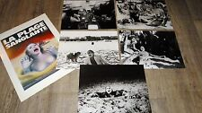 LA PLAGE SANGLANTE Blood Beach  photos presse cinema argentique horreur 1980