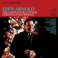 EDDY ARNOLD - THE COMPLETE RCA VICTOR CHRISTMAS RECORDINGS - CD - Sealed
