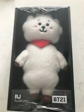 OFFICIAL BTS BT21 JIN Standing RJ PLUSH DOLL LINE FRIENDS! New In Box! Authentic