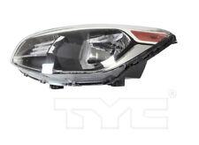 TYC Left Side Halogen Reflector Headlight Assembly For Kia Soul 2014-2019
