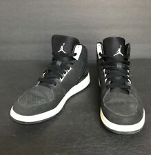 Nike Jordan Youth Boy's Black/White Basketball Shoes Size 6Y (707320-004)