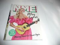 NME Magazine (29/9/17) - Miley Cyrus cover