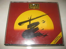 English CD Miss Saigon London Cast Recording 2CD made in USA