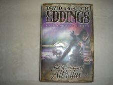 THE REDEMPTION OF ATHALUS - DAVID & LEIGH EDDINGS HARDBACK  2000 SIGNED BY BOTH