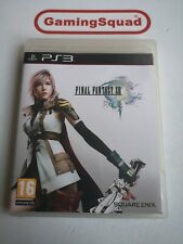 Final Fantasy XIII 13 PS3, Supplied by Gaming Squad