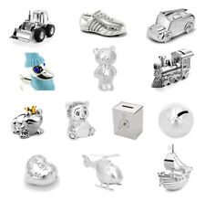 Children Money Box from Metal Silver Plated Engraved Fines Various Motifs