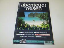 Abenteuer & Reisen - Januar 01 / 1998 - Süd-Thailand, Alaska, Spanien, USA