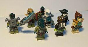 Lego Minifig Figur 1x Scorm 70123 Legends of Chima 209