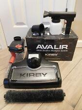 KIRBY AVALIR Vacuum Multi-Surface Shampoo Attachment System & Hard Floor Cleaner