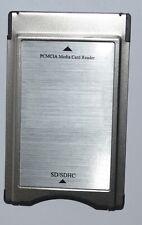 Für Mercedes Benz Comand APS Pcmcia SD SDHC Adapter bis zu 32 GB