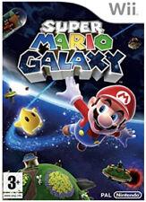 * Super Mario Galaxy - 2017 Juego De Nintendo Wii *