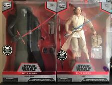 Star Wars Elite Series Premium Kylo Ren and Rey