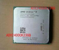 AMD ATHLON II X2 240 2.80GHZ ADX2400CK23GQ SOCKET AM2+/3 CPU PROCESSOR 100% Work