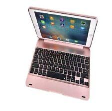 For iPad 9.7''  Wireless Bluetooth Keyboard Case For iPad 9.7  Alloy Keyboard Co