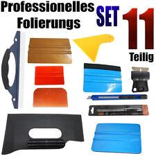 11 Teilige Professionale Folierung Set  - Rakel  Set - Auto Folien
