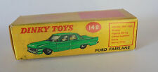 Repro Box Dinky Nr.148 Ford Fairlane