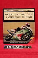 World Motorcycle Endurance Racing (Anglais) - Mark Wernham