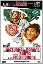 Dvd LA MAZURKA DEL BARONE DELLA SANTA E DEL FICO FIORONE ** Paolo Villaggio **