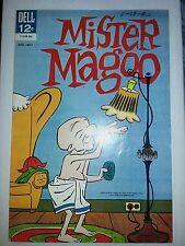 Dell comics Mister Magoo #3 - 1963 high grade copy!