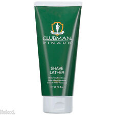 Clubman Pinaud Shave Lather Moisturizing Cream ( 2 - 6oz )