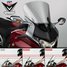'10-'13 Honda VFR1200 F/FD -National Cycle VStream Touring Windscreen Windshield