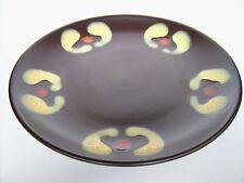 Keramik  Schale 29cm Ruscha West-Germany pottery WGP 60s Fat Lava era vintage