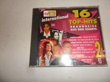 CD  Various  – 16 Top-Hits International 2/93