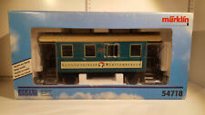 (Lot 597) MARKLIN GAUGE 1 ~ 54718 Kenner Passanger Wagon