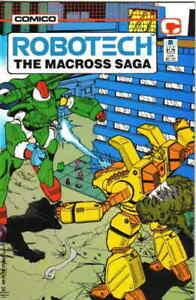 Robotech: The Macross Saga #31 VF/NM; COMICO | save on shipping - details inside