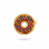 Donut Doughnut 3D Soft Case Cover For Apple Airpods Pro 1st & 2nd Generation