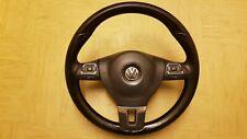 VW PASSAT CC/GOLF MK6 09-13 LEATHER MULTIFUNCTION STEERING WHEEL