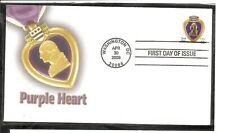 US SC # 4263 Purple Heart FDC. Fleetwood Cachet