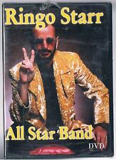 RINGO STARR ALL STAR BAND  DVD F.C.  BEATLES NUOVO SIGILLATO!!!