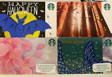 STARBUCKS CARD ~ NO $ Value On Card ~ NEW~ LISTING FOR 1 CARD ONLY