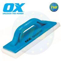 OX Tools Pro 12in Fine Plastering Sponge Float Plasterers Foam Trowel P016411